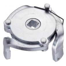 Filtro raktas trikojis mini, pasiaurintom kojelėm 55-90 mm
