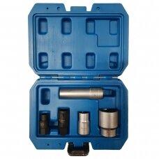 Galvučių rinkinys Bosch paskirstymo įpurškimo siurbliams 5vnt.