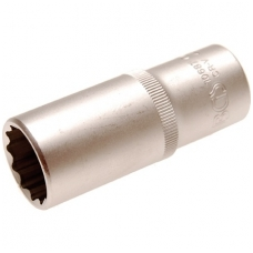 "Galvute ilga 1/2"", 24 mm 12-kampė"