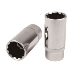 "Galvute ilga 1/2"", 8 mm 12-kampė"