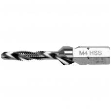 Grąžtas, sriegiklis - Hex - M4