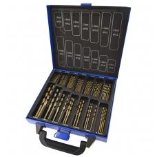 Grąžtų metalui komplektas -(HSS-Co / Inox ) Cobalt M35 -1.5 - 10 mm - 99 vnt.