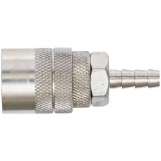 Greita jungtis žarnai (lizdas) 6mm.