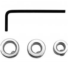 Gręžimo gylio ribotuvai 6, 8, 10 mm - 3 vnt.