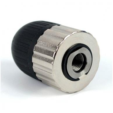 """Griebtuvas be rakto   pusiau metalinis   2-13mm, 1/2""""-20UNF"""