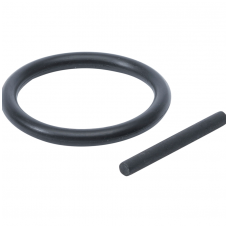 "Guminis žiedas smūginėms galvutėms 25mm. (1"") 17 - 70mm.11/16"" - 2-3/4"""