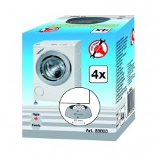 Antivibracinės skalbimo mašinoms kojelės (4vnt)
