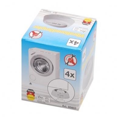 Antivibracinės skalbimo mašinoms kojelės (4vnt) 3
