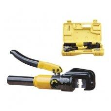 Hidraulinis kraštų užspaudimo įrankis 6-70 mm²  8 t.