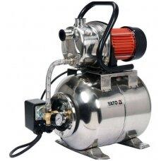 Hidroforas INOX 1200W
