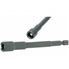 "Ilga magnetinė galvutė1/4"" (6.3 mm) 7x100 mm"