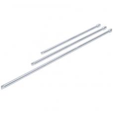 "Ilgintuvų rinkinys - 10 mm (3/8"") - 375 - 450 - 600 mm - 3 vnt."