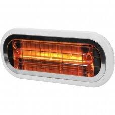 Infraraudonųjų spindulių šildytuvas 1500W LOW GLARE