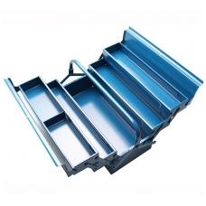 Įrankių dėžė 5 sekcijų, 430 mm