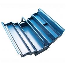 Įrankių dėžė 5 sekcijų, 530 mm