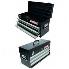 Įrankių dėžė su 3 stalčiais