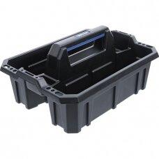 Įrankių nešiojimo dėklas, sustiprintas plastikas