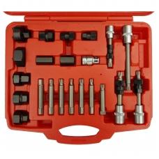 Įrankių rinkinys generatoriaus remontui 22 vnt