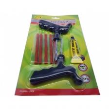 Įrankių rinkinys padangų remontui