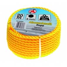 Universali virvė | 6 mm x 20 m