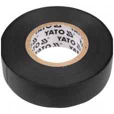 Elektros izoliacinė juosta juoda 19mmx20mx0,13mm
