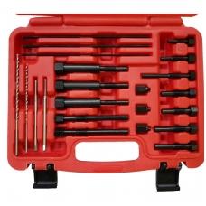 Kaitinimo žvakių elektrodų šalinimo įrankių rinkinys - M8 / M10