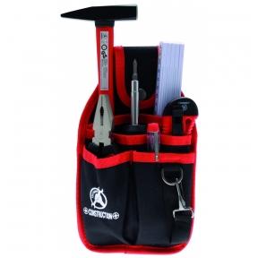 Krepšys su 7 įrankiais