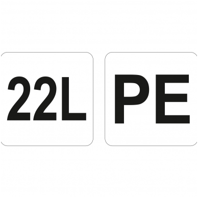 Kibiras plytelių klojėjui -22 L 4