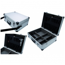 Lagaminas įrankiams aliumininis 460x340x150 mm