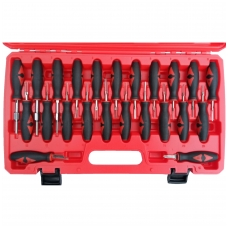 Laidų įrankių rinkinys (aušinimo jutikliams, laidynams, gnybtų blokams) 23 vnt.
