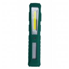 Lempa akumuliatorinė Li-Ion, 1x2W COB LED