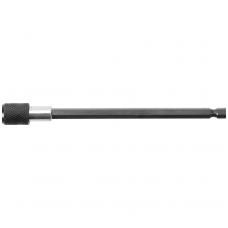 """lgintuvas šepečiams  iš BGS 3078  vidinis šešiakampis 6,3mm. 1/4"""" - 150mm."""