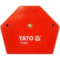 Magnetas suvirinimo kampui 64x95x14 mm