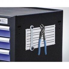 Magnetinė plokštuma Plienas ypač siaura 300 x 150mm.