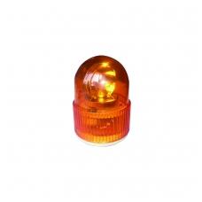 Magnetiniė 360 ° įspėjamoji lemputė, geltona šviesa, H1 lemputė