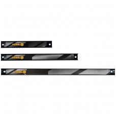 Magnetinių juostelių rinkinys - 200-300-455 mm - 3 vnt.