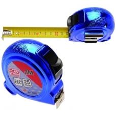 Matavimo ruletė 25 mm x 8 m