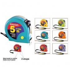 Matavimo ruletė 5 m x 19 mm
