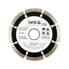 Deimantinis segmentinis pjovimo diskas 115mm