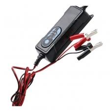 Mikroprocesinis 12 V automobilinis akumuliatoriaus įkroviklis