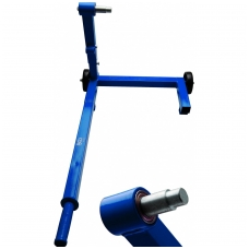 Motorcycle Lifter for Single-Sided Swingarms on Rear Axles