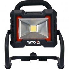 Nešiojamas prožektorius  LED 18V 1600LM 20W