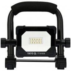 Nešiojamas prožektorius SMD LED 10W 900LM