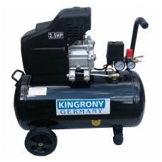Oro kompresorius 50L, 2.5HP, 8 bar, 240L-min