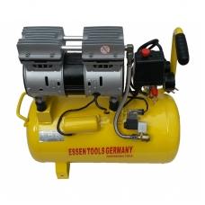 Oro kompresorius tylus, betepalinis 0.75 HP 110L/min