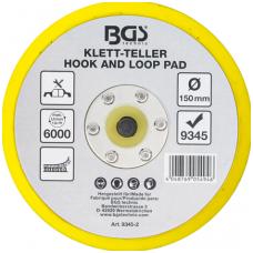 Padas poliruokliui BGS 9345  Ø 150mm