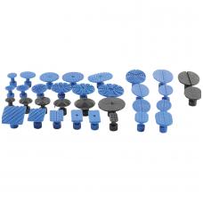 Pagalvėlės kėbulo įduboms šalinti įvairių dydžių ir formų - BGS 865 - 33 vnt.