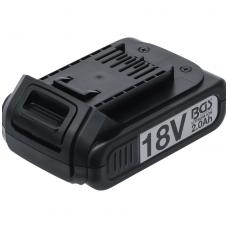 Pakaitinė baterija Li-Ion 18 V/2,0 Ah smūginiam veržliarakčiui BGS 9928