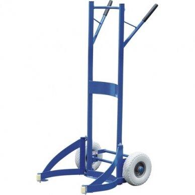 Padangų/ratų transportavimo vežimėlis 200kg. 4