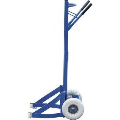 Padangų/ratų transportavimo vežimėlis 200kg. 5